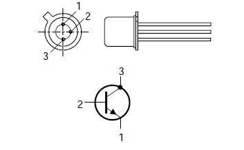 Tranzystor BC109B