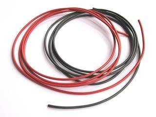 Kabel jednożyłowy Silikonowy 0,5mm2 czerwony (drut)
