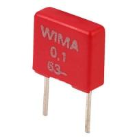 Kondensator MKS2 1uF 63V Wima
