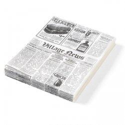 Papier pergaminowy gładki 250x200
