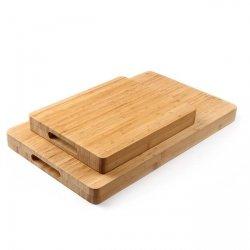 Deska drewniana Bamboo 500x350x40 mm