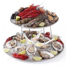 Patera do owoców morza zestaw