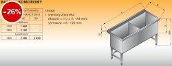 Basen 2-komorowy lo 402 - 1480x600 g400