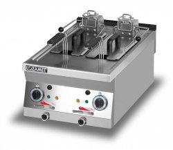 Frytkownica elektryczna dwuzbiornikowa L700.FE400-2x5 Lozamet