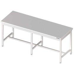 Stół centralny bez półki 2500x800x850 mm spawany
