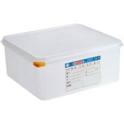 GN 2/3 200 polipropylen z pokrywką szczelną