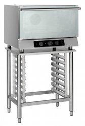 Piec piekarniczy 3-półkowy 230V ;z płynnym naparowaniem