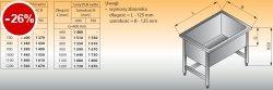 Basen wysoki lo 406 - 1200x600 g300