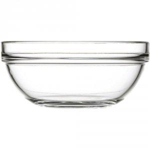Miska szklana, O 172 mm, V 1,20 l