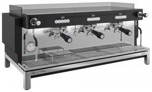 Ekspres do kawy 3-grupowy EX3 3GR B PID | 4,35 kW | Top Version
