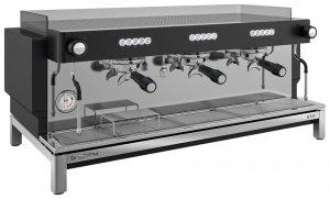 Ekspres do kawy 3-grupowy EX3 3GR B | 4,35 kW |  Entry version