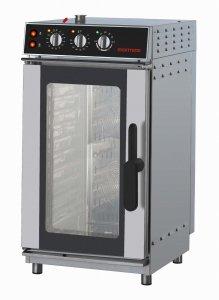 Piec konwekcyjno-parowy Inoxtrend Compact PK-DA-111E | 11xGN1/1 | 15 kW | 400 V | 520x910x1140 mm