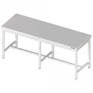 Stół centralny bez półki 2400x800x850 mm spawany