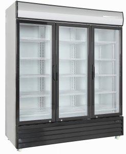 Szafa chłodnicza przeszklona   1383 l   SD1502HE (RQ1500H)
