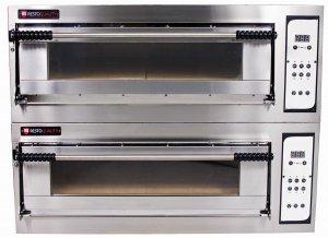 Piec elektryczny piekarniczy modułowy szamotowy | 4x600x400 | BAKE D44 (TRD44)