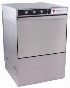 Zmywarka gastronomiczna uniwersalna | RQ500D | dozownik płynu myjącego | 230V/400V | kosz 50x50cm |
