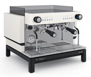 Ekspres do kawy 2-grupowy EX3 Mini 2GR W | 2,8 kW |  Entry Version