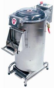 Obieraczka do ziemniaków  RQX15D - wsad 15 kg (DP20)