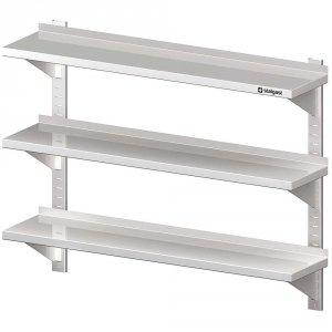 Półka wisząca, przestawna,potrójna 700x400x930 mm