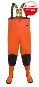 Spodniobuty PROS MAX S5 fluo model SBM01 FLUO