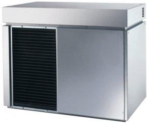Modułowa wytwornica do lodu Frozen Ice   SM1300W   620 kg / 24h   system chłodzenia wodą   900x588x705 mm