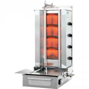 Gyros, kebab gazowy, F GD 4, P 14 KW, G 30