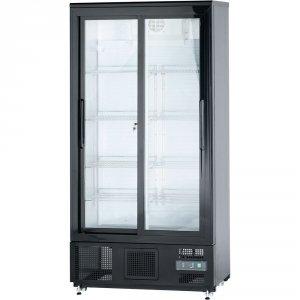 Szafa chłodnicza do butelek, drzwi przesuwane, V 490 l