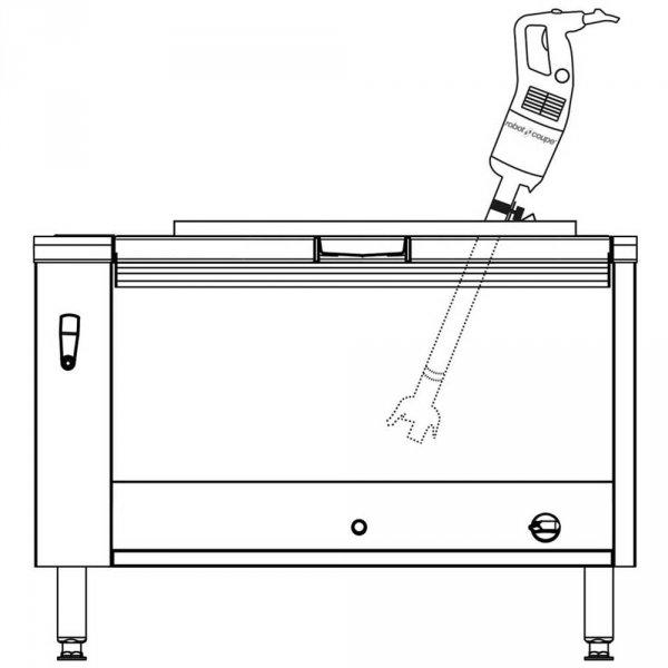 mikser ręczny, MP 350 Combi Ultra, P 0.44 kW, U 230 V