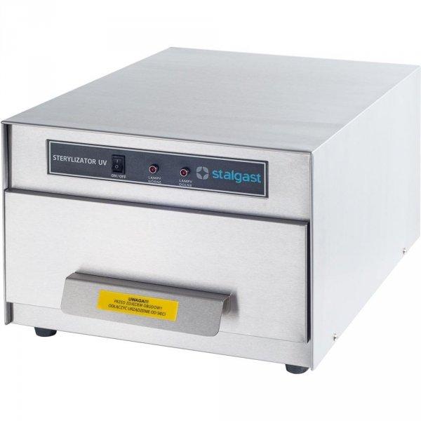 Naświetlacz szufladowy ze stali nierdzewnej, P 0.077 kW, U 230 V