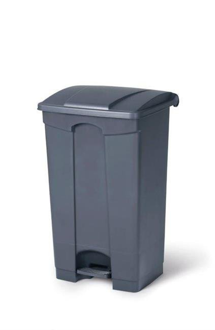 Pojemnik na odpady z pedałem Amer Box 68 l