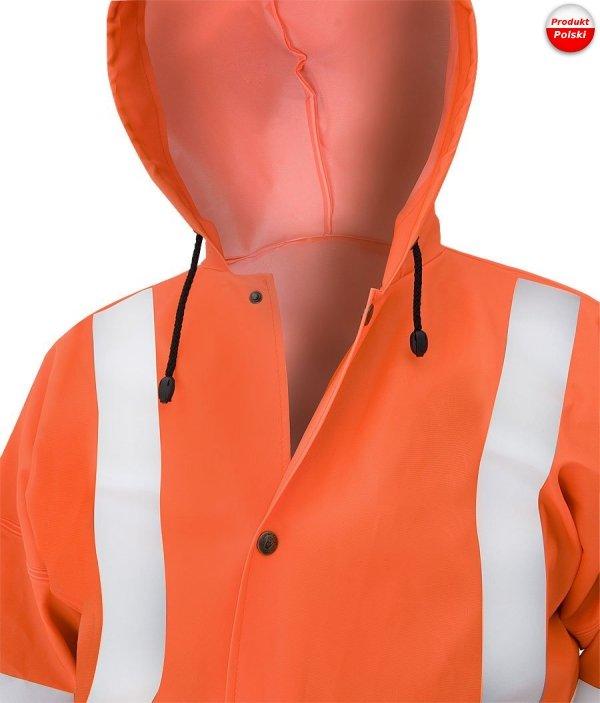 Płaszcz ostrzegawczy PROS model 106R