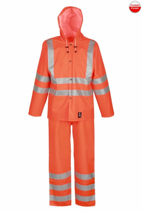 Ubranie ostrzegawcze PROS model 1101R/1011R