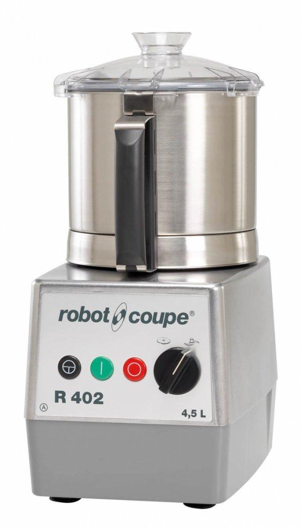 szatkownica+cutter R402 230V/50/1