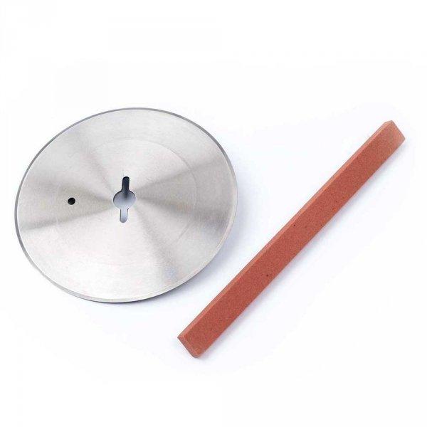 nóż elektryczny do kebaba, czarny, nóż ? 100 mm, P 0.08 KW
