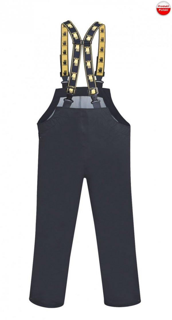 Spodnie ogrodniczki wodoochronne 084  Aj Group - PROS