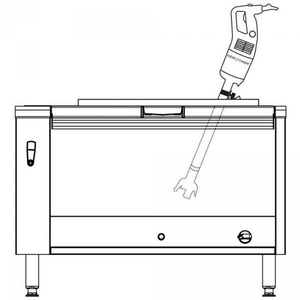 mikser ręczny, MP 350 Ultra, P 0.44 kW, U 230 V