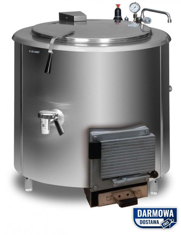 Kocioł warzelny węglowy ( pojemność 150 l ) kw-150.7 Lozamet