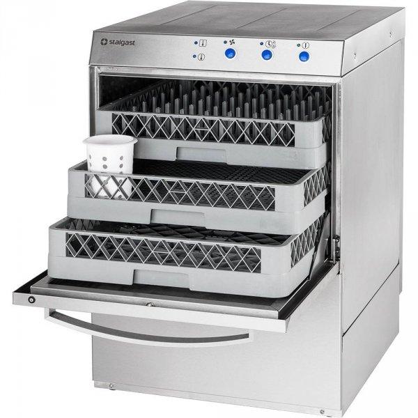 zmywarka uniwersalna 400/230V z dozownikiem płynu myjącego