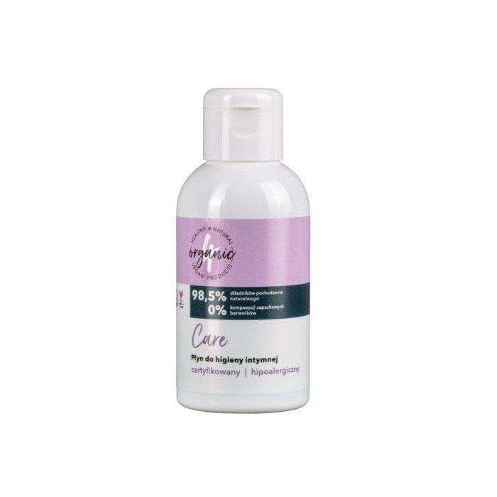 4ORGANIC Płyn do higieny intymnej Care 100ml