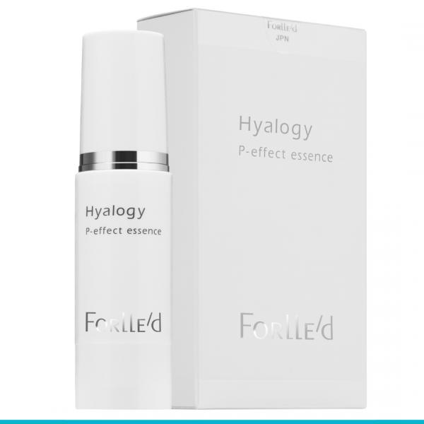 Hyalogy P-effect Essence serum wielozadaniowe przeciwstarzeniowe, stymulujące i nawilżające 30 ml