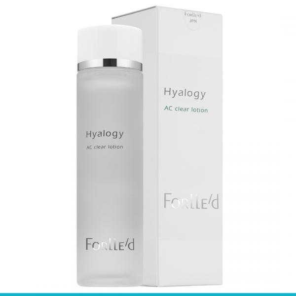 Hyalogy AC Clear Lotion tonik bazowy nawilżający i odświeżający 120 ml