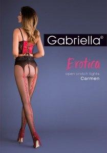 Rajstopy Gabriella Erotica Carmen roz. 1/2