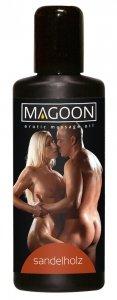 Magoon Drzewo Sandałowe Olejek do masażu erotycznego