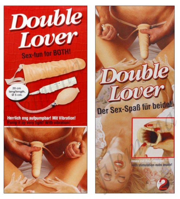 Proteza penisa Double Lover opis