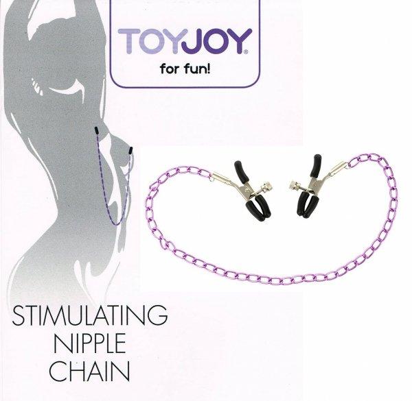 Nipple Chain łańcuszek z zaciskami na sutki - opakowanie