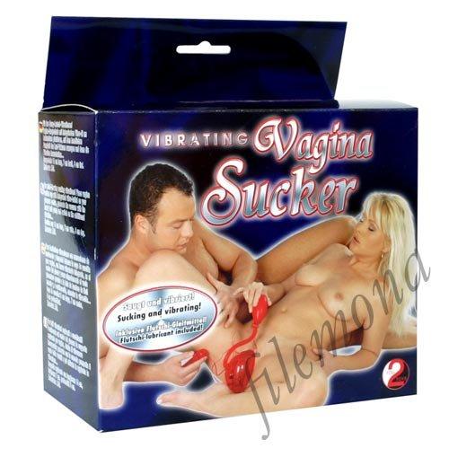 Pompka dla Pań Vibrating Vagina Sucker