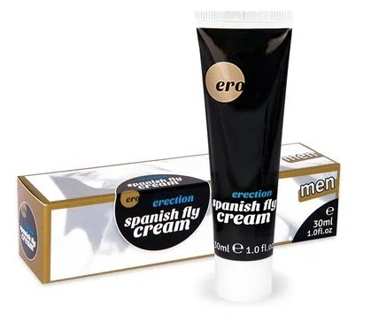 Spanish Fly Cream – potencja, erekcja 30ml