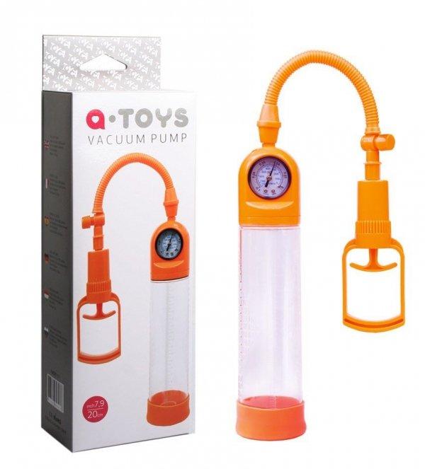 A-Toys Pompka erekcyjna z manometrem