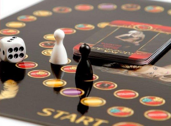 Rozkosz gra planszowa dla par