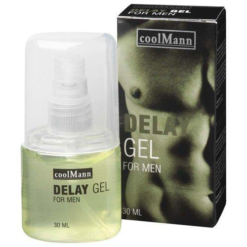 Cool Mann Delay Gel żel opóźniający wytrysk